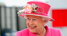 אליזבת, מלכת אנגליה, צילום: גטי אימג'ס
