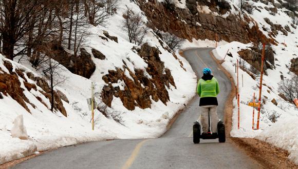 תומר הדר על הסאגווי, צילום: עמית שעל