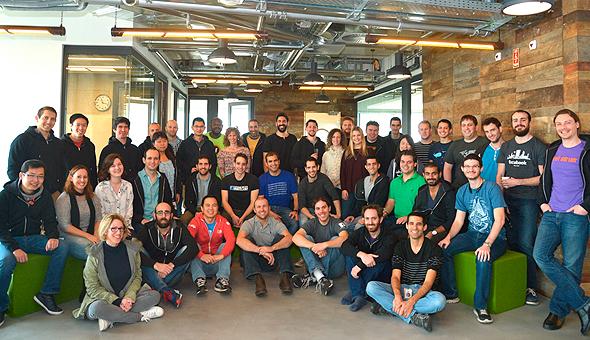 צוות פייסבוק לייט ישראל, צילום: יוסי זליגר