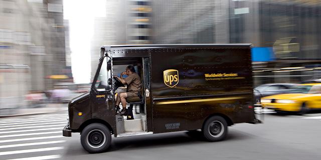 UPS שכרה מרכז לוגיסטי במודיעין ב־100 מיליון שקל לעשר שנים