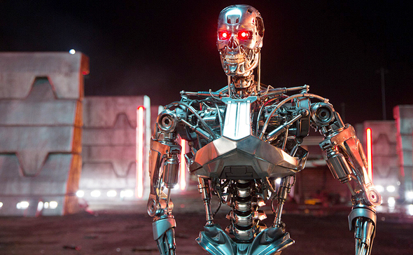 בתוך עשור, הרובוטים יחליפו רבע מיליון עובדים בבריטניה