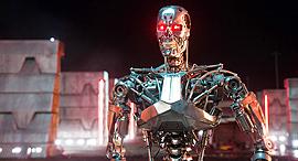 רובוט מתוך הסרט שליחות קטלנית, צילום: Melinda Sue Gordon