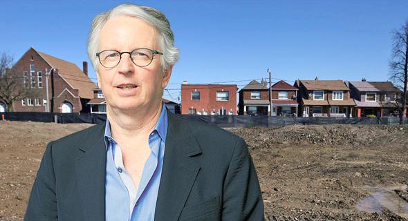 אלן ססקין, לשעבר בעל השליטה באורבנקורפ, צילום: בלומברג, ענר גרין