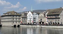 ציריך עיר ב שווייץ, צילום: Roland Zh