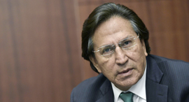 אלחנדרו טולדו, נשיא פרו לשעבר, צילום: איי אף פי