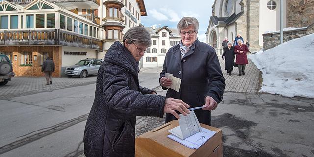 בשוויץ החליטו: חברות זרות ימשיכו לקבל הטבות מס
