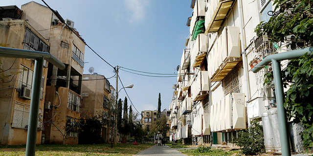 """שיכון ובינוי תבנה 155 דירות בשכונת נוריות בראשל""""צ"""