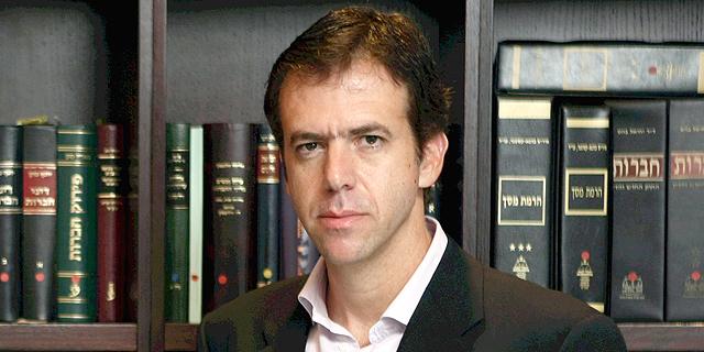 """עו""""ד אהוד גינדס, צילום: עמית שעל"""