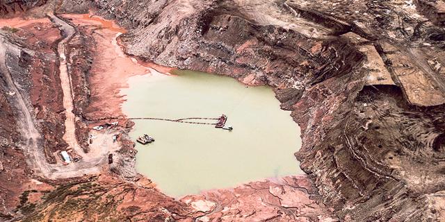 המכרות בקונגו של דן גרטלר, צילום: Patricia Willocq