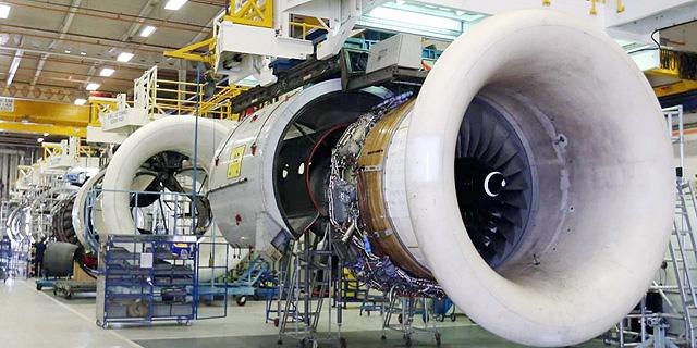 מפעל מנועי מטוסים רולס רויס