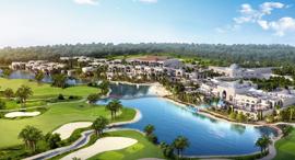 הדמיית הפרויקט בדובאי, צילום: Damac