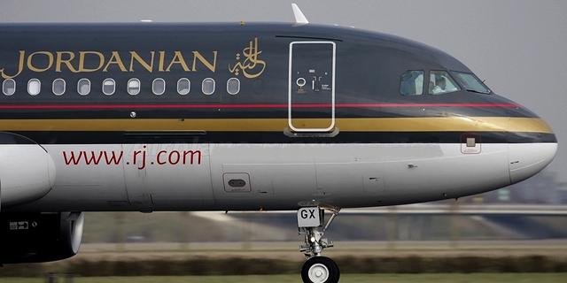 חברת התעופה רויאל ג'ורדניאן מחדשת את הטיסות לישראל