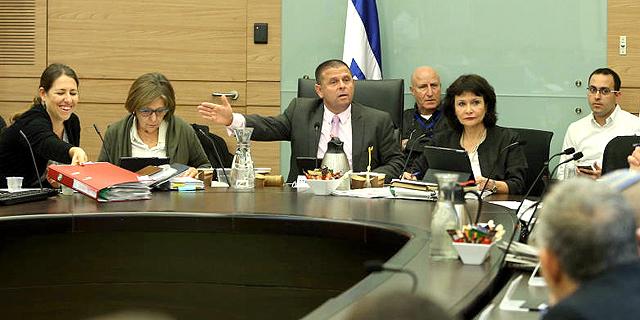 דיון בוועדת הכלכלה, צילום: עמית שאבי