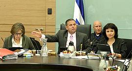 ועדת הכלכלה של הכנסת, צילום: עמית שאבי