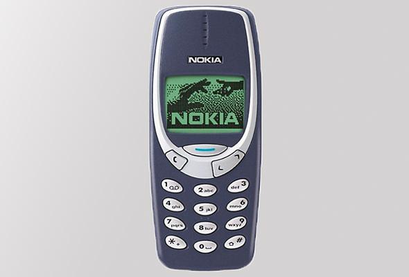 גרסה חדשה לנוקיה 3310 הוותיק