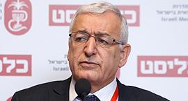 כנס התור לבריאות 15.2.17 פרופ׳ שלמה מור יוסף מנכ״ל הביטוח הלאומי , צילום: עמית שעל