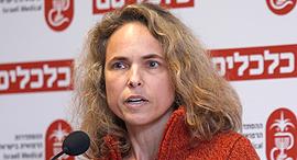 כנס התור לבריאות 15.2.17 פרופ׳ דפנה יואל ראש מגמה הפסיכוביולוגית אונברסיטת ת״א, צילום: עמית שעל