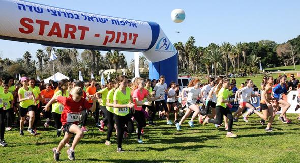 מירוצי שעה במסגרת אליפות ישראל ולמען נשים ב ספורט, צילום: ליליאן ביטון