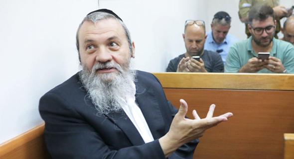 """שמעון שר, לשעבר יו""""ר ועדת המשנה לתכנון ובנייה נתניה, צילום: ירון ברנר"""