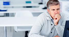 עבודה מבוגר איש מבוגר מבוגרים מבוגר בעבודה, צילום: shutterstock