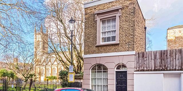 שיעור הבעלות על בתים בבריטניה צנח ל-31%