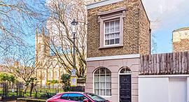 בית קטן למכירה צ'לסי לונדון 5, צילום: Douglas & Gordon
