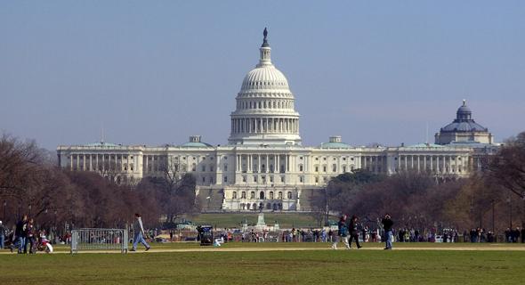 בניין הקונגרס, קפיטול היל , צילום: Pixabay