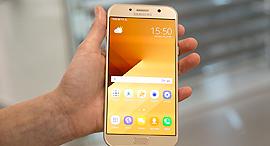 סמסונג גלקסי A7 סמארטפון 3, צילום: מיטל דיין