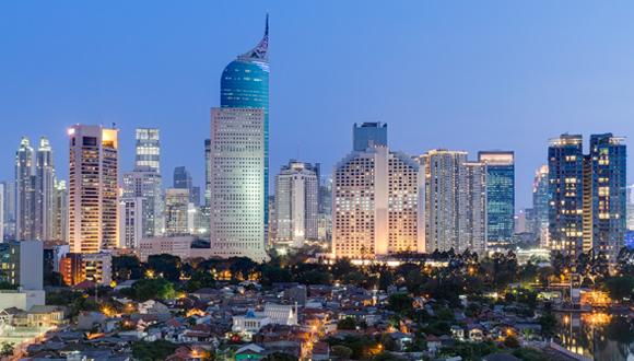 Indonesia's capital city Jakarta. Photo: Shutterstock