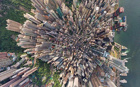 הונג קונג מעין הרחפן