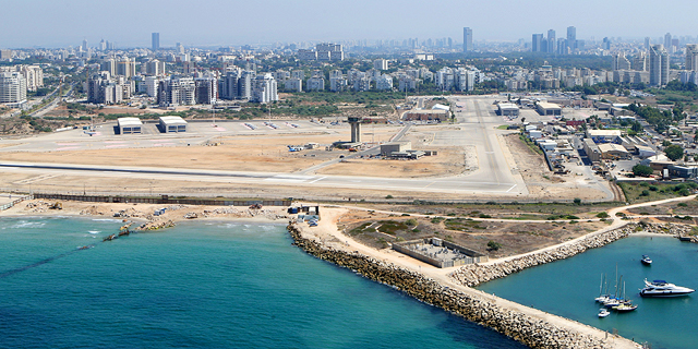 Netanyahu Resurfaces Plan to Build Artificial Island Airport Off Israel's Coast