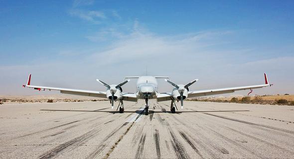 A drone developed by Aeronautics