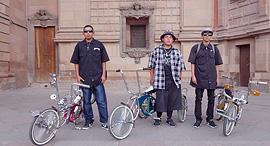 תושבים בסן לואיס פוטוסי, צילום: דנה לב לבנת