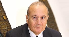 שופט בית המשפט העליון יוסף אלרון, צילום: דוברות לשכת עורכי הדין