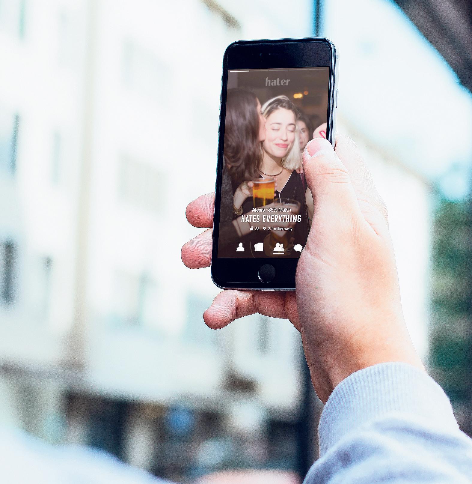שונאים סיפור אהבה: האפליקציה שתמצא לכם מישהו לקטר איתו