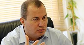 """אמנון בן עמי מנכ""""ל רשות האוכלוסין לשעבר מועמד למנכ""""ל קק""""ל"""