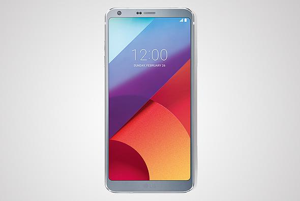 """LG G6 סמארטפון, צילום: יח""""צ"""