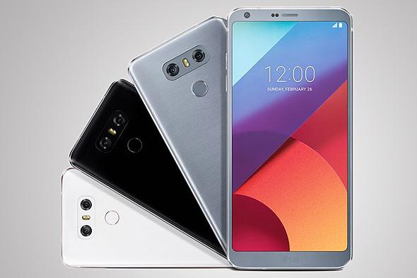 """LG G6 סמארטפון חדש, צילום: יח""""צ"""