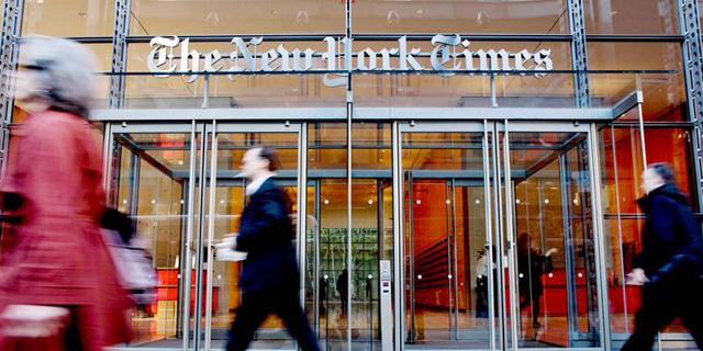 ניו יורק טיימס הכניס כ-700 מיליון דולר מדיגיטל ב-2018