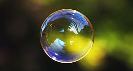 בועה בועות סבון, צילום: שאטרסטוק