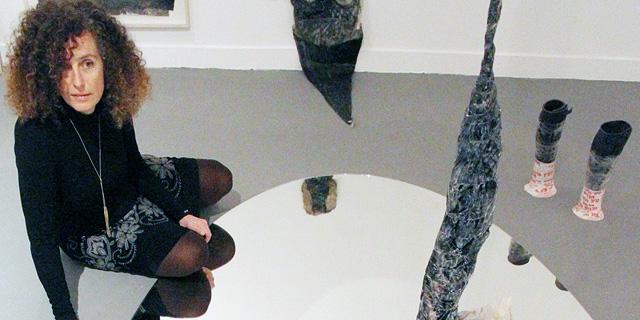 הזמנה לכאב: רותי הלביץ-כהן שמה את הסטודיו במוזיאון