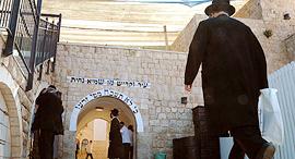 קבר רבי שמעון בר יוחאי, צילום: אפי שריר