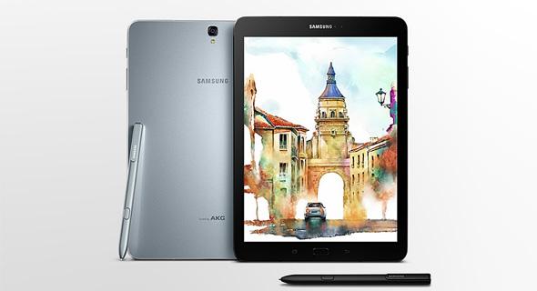 סמסונג טאבלט S3, צילום: Samsung