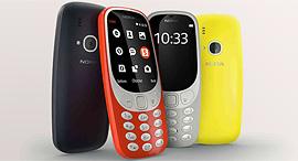 נוקיה 3310 חדש, צילום: nokia