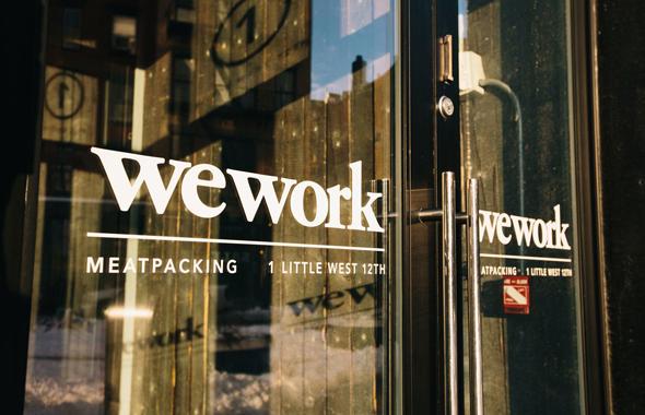 משרדי WeWork בניו יורק