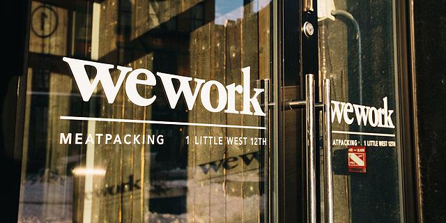 """נפילה חופשית בשווי האג""""ח של WeWork"""