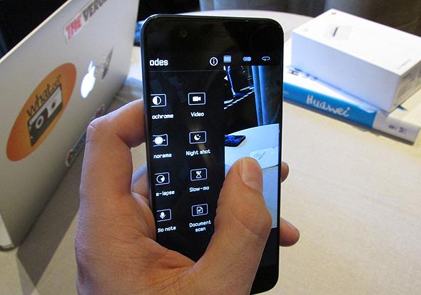 וואווי P10 סמארטפון תערוכת המובייל MWC ברצלונה 8, צילום: עומר כביר