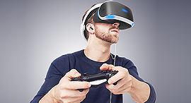 פלייסטיישן VR סוני, צילום: sony