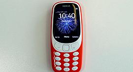 נוקיה 3310 גרסה חדשה, צילום: רויטרס