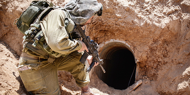 Classified Anti-Tunnel System Earns Developers Israel's Top Military Award